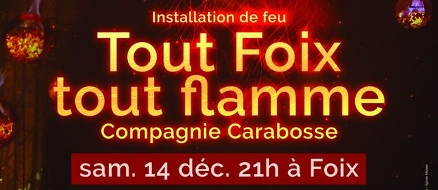 Tout Foix Tout Flamme 2 édition